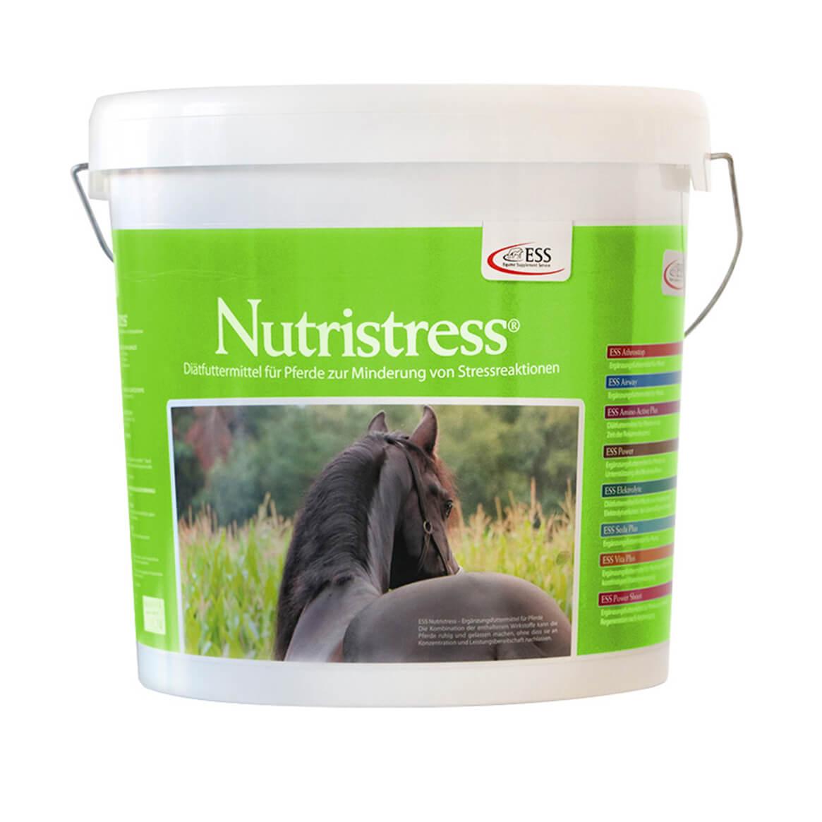 Preparat dla koni Nutristress