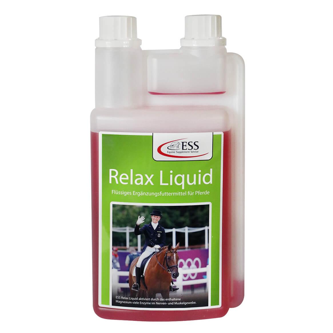 Relax Liguid - Preparat dla Konia